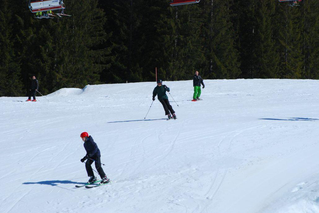 Bus wintersport