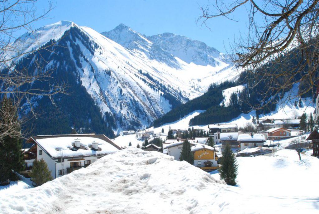 Wintersport met de bus