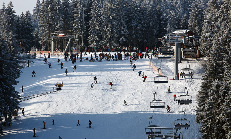 Schoolreis Winterberg wintersport